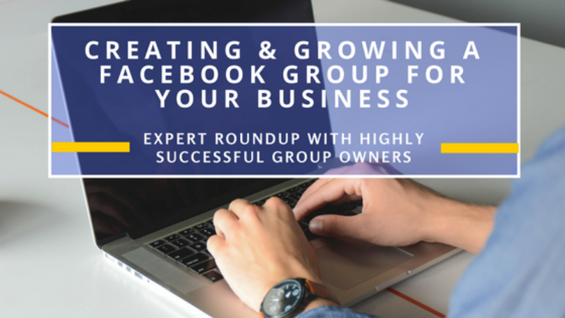 growing facebook group