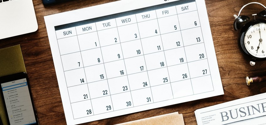 How To Schedule a Whole Month of Social Media— In One Day!